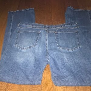 Old Navy Jeans - Old navy jeans curvy profile 12 long LIKE NEW